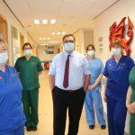 大型膀胱癌手術返回北威爾士